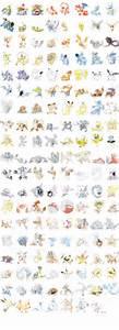 151 pokemon ken sugimori art photo