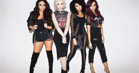 Little Mix reveal their top fashion and beauty tips as ...