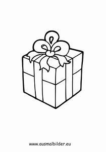 Weihnachtsgeschenke Zum Ausmalen : ausmalbilder geschenk weihnachten malvorlagen ~ Watch28wear.com Haus und Dekorationen