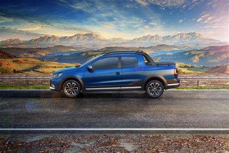 brazil volkswagen volkswagen releases in brazil the new saveiro a sort of