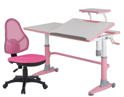 desk and chair sunperry kids series genius ergonomic study desk smart
