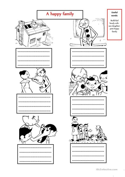 story  write  english esl worksheets