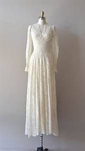 1930s dress lace 30s dress wedding dress lissome With 1930s wedding dresses