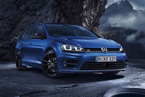 Golf R by Vw Golf R Wagon Launches With Wolfsburg Edition Package In