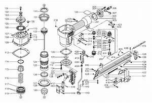 Porter Cable Da250a
