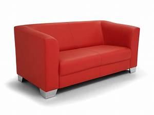 2er Sofa Rot : chicago 2er sofa ledersofa rot ~ Markanthonyermac.com Haus und Dekorationen