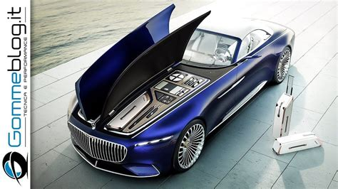 mercedes maybach  cabriolet  hp interior