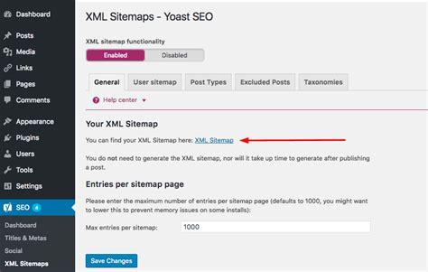 How Create Sitemap