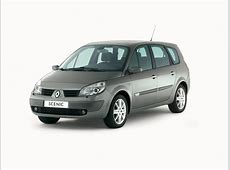2003 Renault Grand scenic – pictures, information and