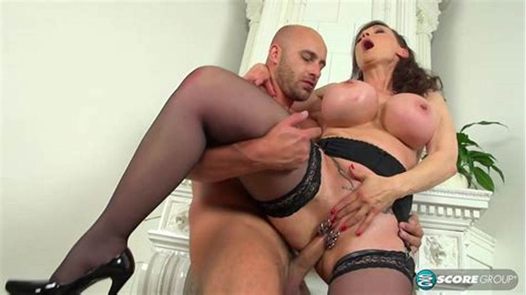 #Huge #Tits #Mature #Woman #Michaela #Obrilliant #Gets #Her #Pierced #Cunt #Fucked