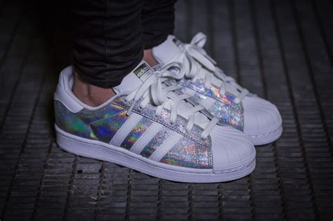 Adidas Originals Superstar W Glitter
