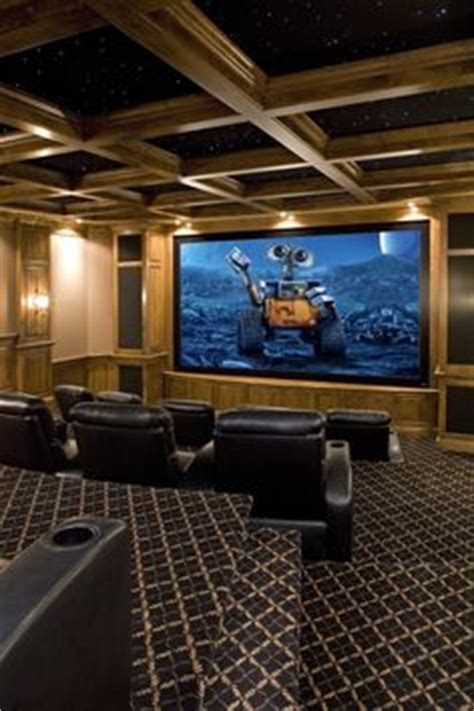 images  theater  media room  pinterest