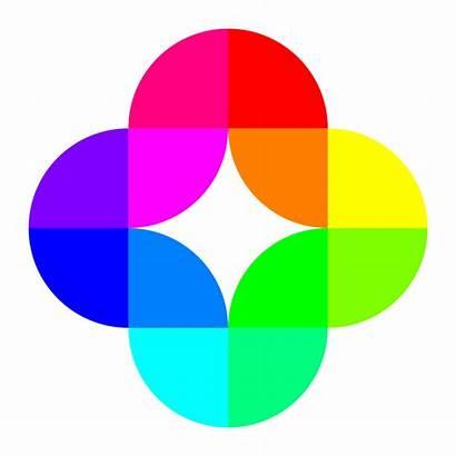 Clipart Clip Circle Clour Cliparts Colorful Colour