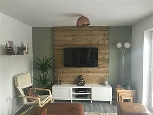 18 Chic and Modern TV Wall Mount Ideas for Living Room ...