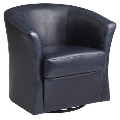isaac swivel chair ivory isaac swivel chair navy this is at pier 1 also pretty