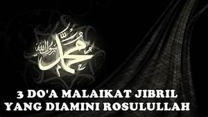 3 DO'A MALAIKAT JIBRIL - YouTube