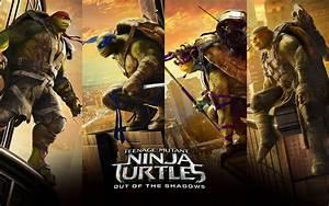 Teenage Mutant Ninja Turtles (TMNT 2) 2016 Out of the ...