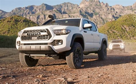 2020 Toyota Tacoma Diesel Trd Pro by 2020 Toyota Tacoma Trd Pro Diesel Canada Review Toyota