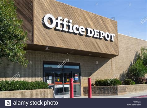 Office Depot Locations In San Francisco by Office Depot Stock Photos Office Depot Stock Images Alamy