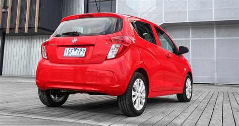 2016 Holden Spark Debuts in Australia with 1.4-Liter ...