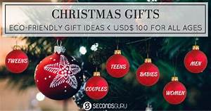Christmas Gifts Under 100 dollars eco friendly t ideas