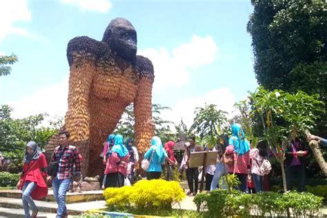 kampoeng anggrek kediri wisata bunga  bikin berbunga