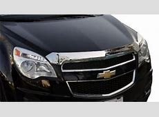 chrome wind guards for 2014 Chevy Equinox 20112012