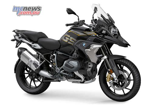 bmw r1250 gs 2019 bmw r 1250 gs more grunt and more tech mcnews au