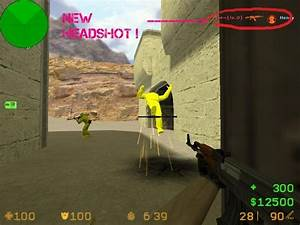 The QuotHEADSHOTquot Counter Strike 16 GUI Mods