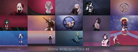 Anime Hd Wallpaper Pack Zip - anime wallpaper pack 4 by scope10 on deviantart