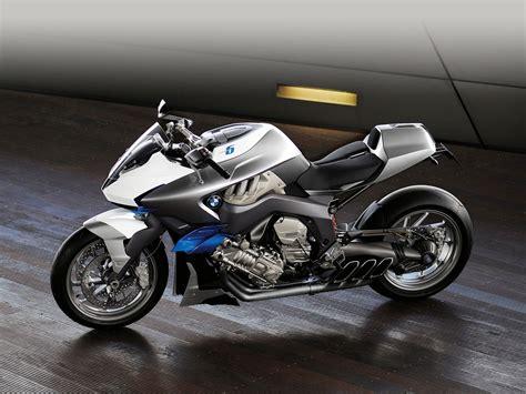 Bmw Motorrad Concept 6 (2010)  Motorcycle Big Bike