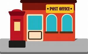 Us Postal Mailbox Cartoon - Electrical Schematic