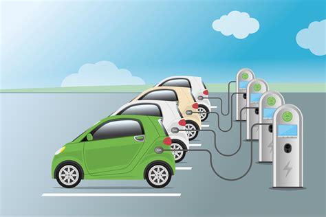 Electric Car Vehicle study electric vehicle charging could present grid