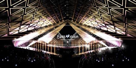 eurovision stage design revealed tel aviv