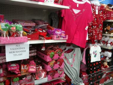 walmart valentines clearance   includes crafts