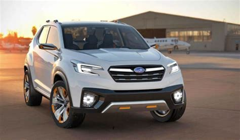 2019 Subaru Forester Redesign and Release Date   Auto and