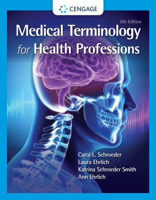 medical terminology  health professions spiral bound