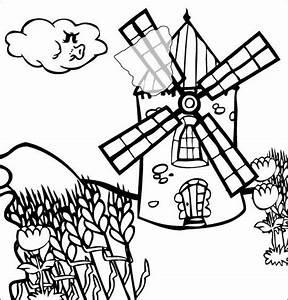 Moulin A Vent Enfant : les 50 meilleures images du tableau moulin sur pinterest coloriage moulins et coloriage pour ~ Melissatoandfro.com Idées de Décoration