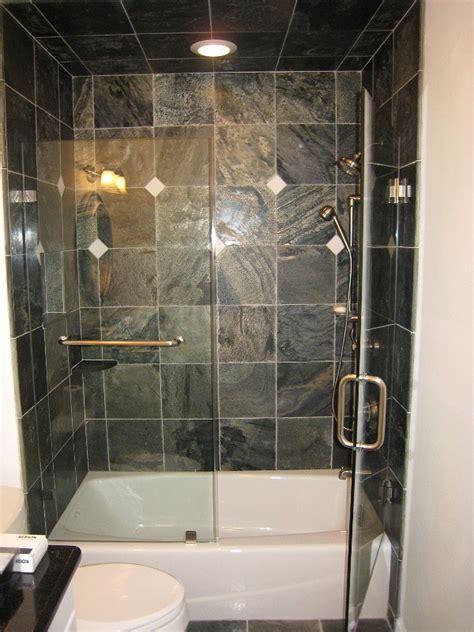 custom glass shower door  bathroom remodeling idea