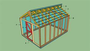 Free greenhouse plans HowToSpecialist - How to Build