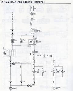 Toyota Corona Wiring Diagrams