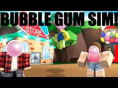 bubble gum simstrucid roblox  stream youtube