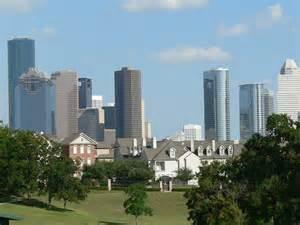 City Houston Texas