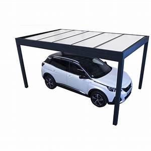 Carport Maße Für 2 Autos : carport sur mesure en aluminium sur mesure am nagements ~ Michelbontemps.com Haus und Dekorationen