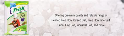 Refined Free Flow Iodised Salt Manufacturer,refined Free