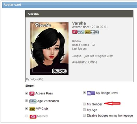imvu official catalog
