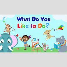 Read Aloud Story  What Do You Like To Do?  Akili And Me Storybooks Youtube