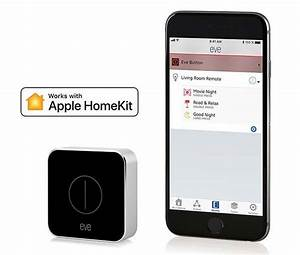 Apple Smart Home : elgato eve button smart home remote with apple homekit gadgetsin ~ Markanthonyermac.com Haus und Dekorationen