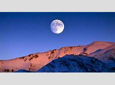 Snow Moon Is the Full Moon in February