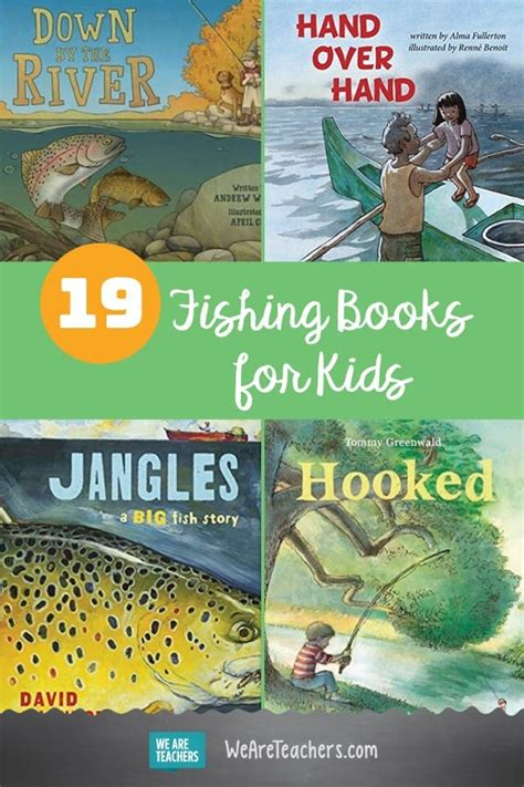 fishing books camping reel hunting them themed plus check favorite summer